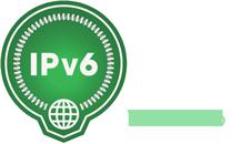 Este Sítio Web é acessível via IPv6!